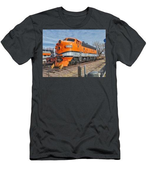 Royal Gorge Route 402 Men's T-Shirt (Athletic Fit)