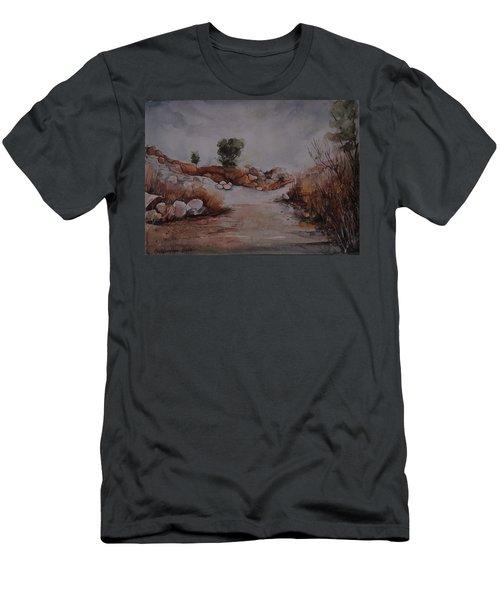 Rubbles Men's T-Shirt (Athletic Fit)