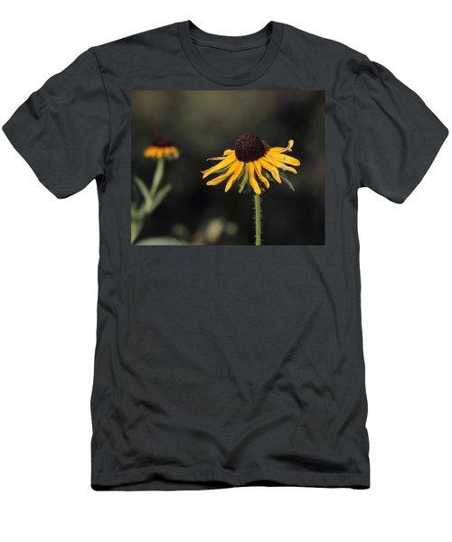 Rudbeckia Hirta Men's T-Shirt (Athletic Fit)