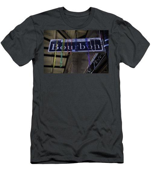 Rue Bourbon Men's T-Shirt (Athletic Fit)