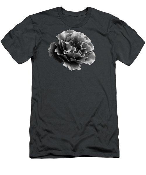 Ruffles Men's T-Shirt (Slim Fit) by Linda Lees