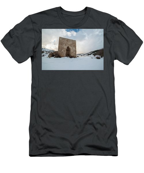 Ruin On The Snow Men's T-Shirt (Athletic Fit)
