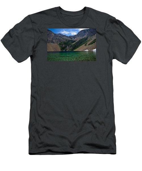Rumble Lake Men's T-Shirt (Athletic Fit)