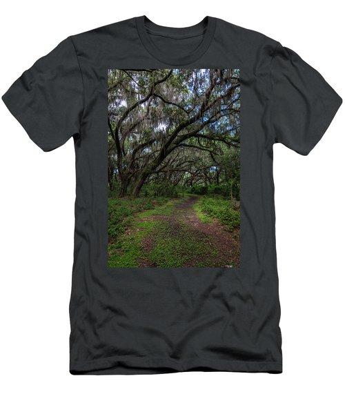 Runnymede Live Oaks Men's T-Shirt (Athletic Fit)