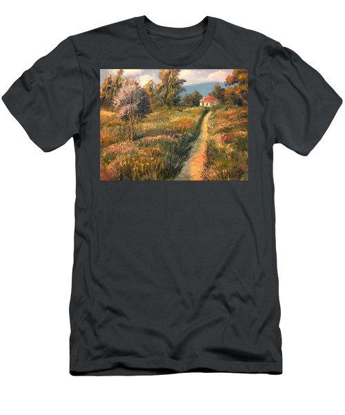 Rural Idyll Men's T-Shirt (Athletic Fit)