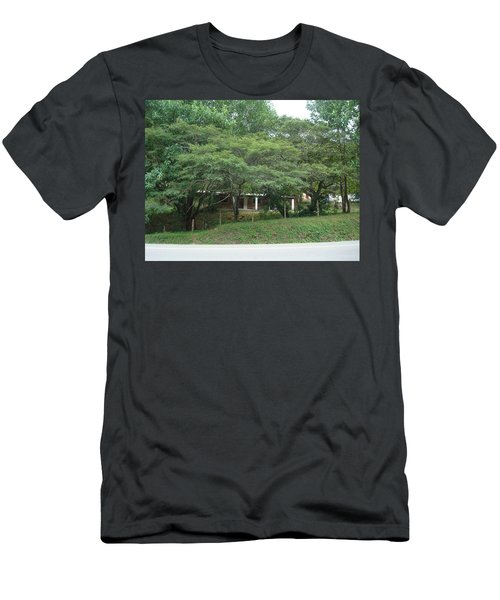 Rural Scenery 2 Men's T-Shirt (Athletic Fit)