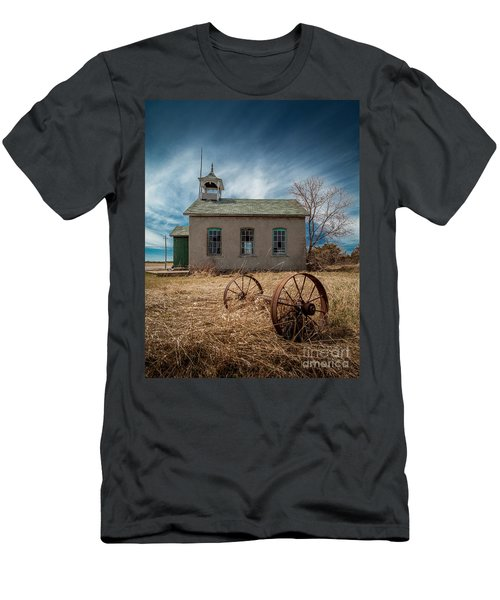 Rural School Men's T-Shirt (Athletic Fit)