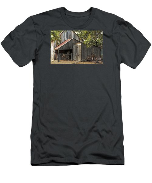 Rural Texas Men's T-Shirt (Slim Fit) by Joe Jake Pratt