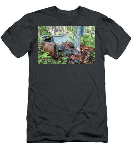 Rust Away Men's T-Shirt (Athletic Fit)
