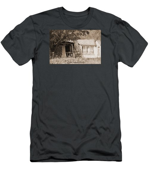 Rustic Men's T-Shirt (Athletic Fit)