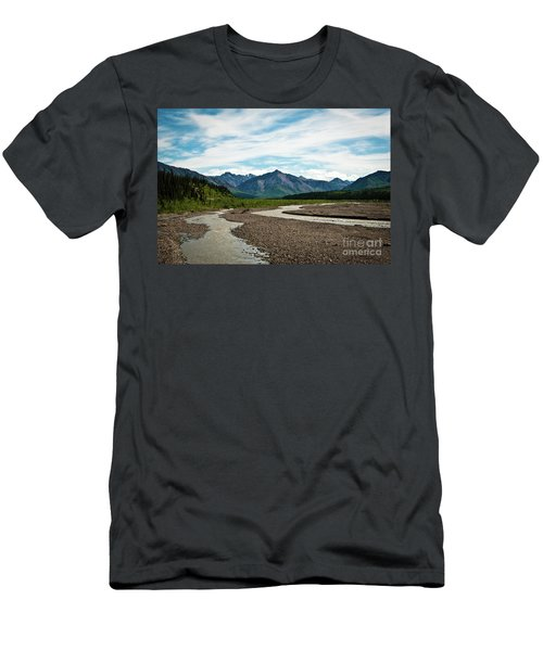 Rustic Water Men's T-Shirt (Athletic Fit)