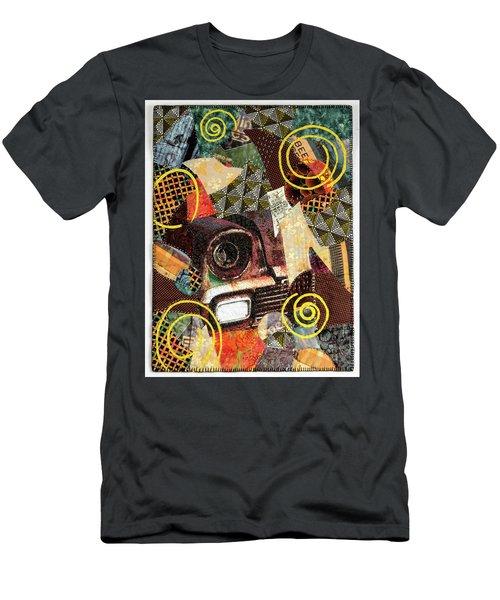 Rusty Musty Fusty Men's T-Shirt (Athletic Fit)