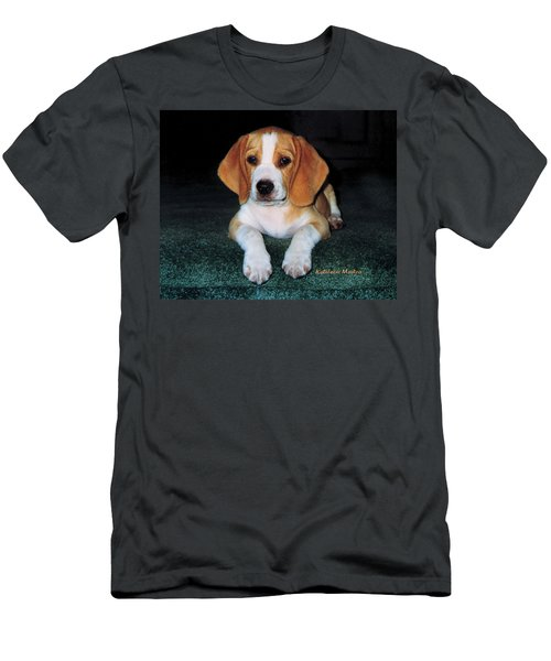 Rusty Puppy Men's T-Shirt (Athletic Fit)