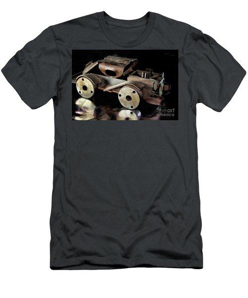 Rusty Rat Rod Toy Men's T-Shirt (Athletic Fit)