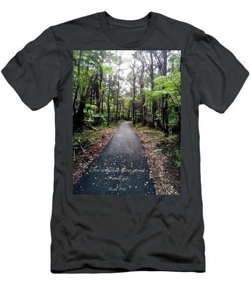 Ruth Men's T-Shirt (Athletic Fit)