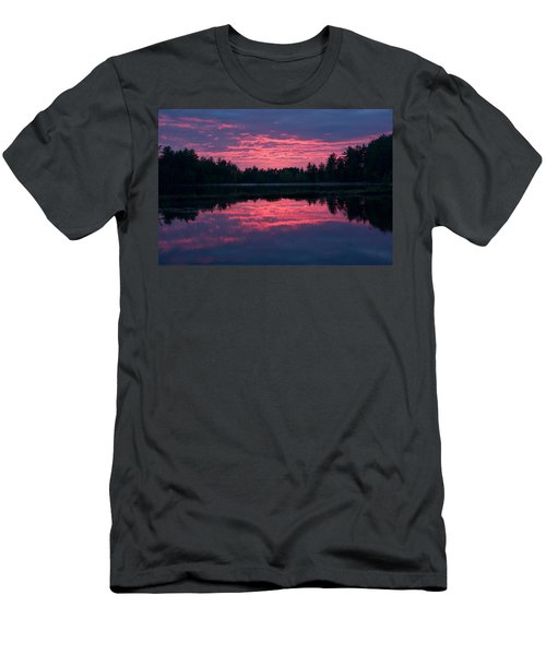 Sabao Sunset 01 Men's T-Shirt (Athletic Fit)