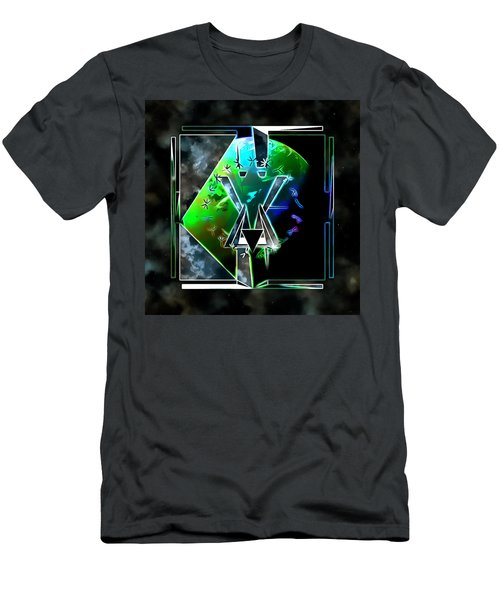 Sacred Geometry 121 Men's T-Shirt (Athletic Fit)