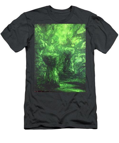 Sacred Latte Stones Men's T-Shirt (Athletic Fit)