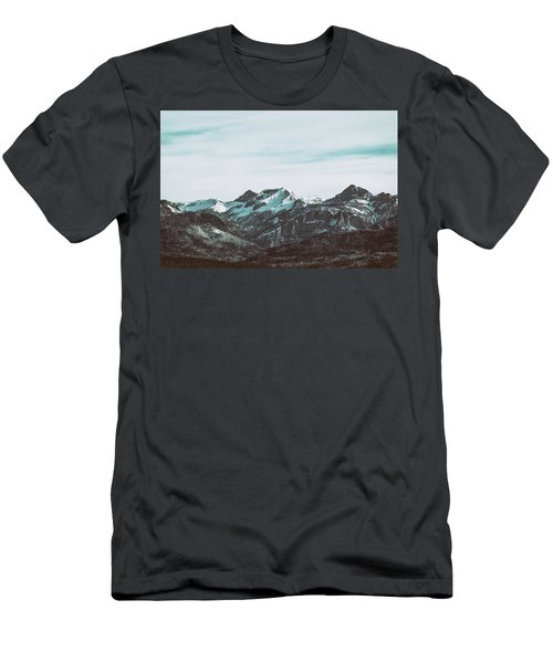 Saddle Mountain Morning Men's T-Shirt (Athletic Fit)