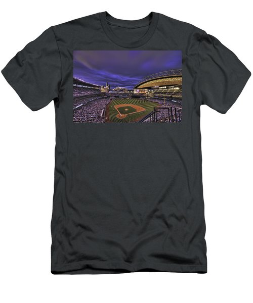 Safeco Field Men's T-Shirt (Athletic Fit)
