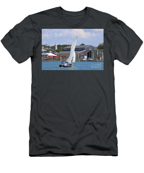 Sailing The Dorothy Men's T-Shirt (Athletic Fit)