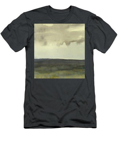 Salen Cloudy Weather. Up Tp 60 X 60 Cm Men's T-Shirt (Athletic Fit)