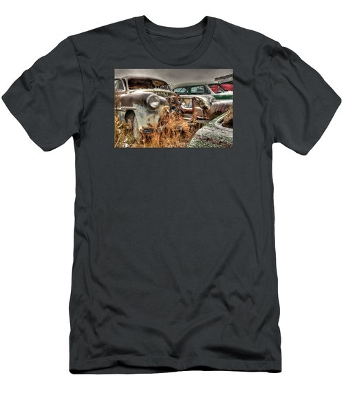 Salvage Time Men's T-Shirt (Athletic Fit)