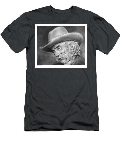Sam Elliott Men's T-Shirt (Athletic Fit)