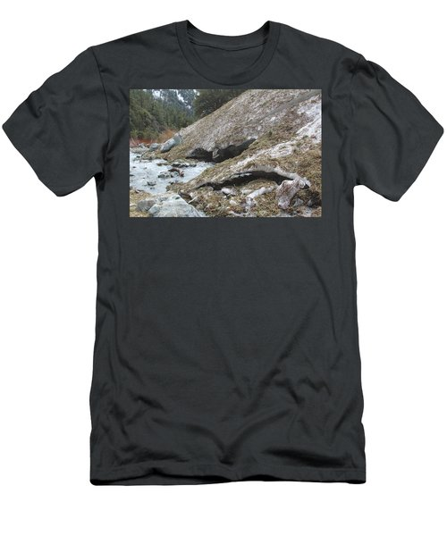 San Antonio Glacier Men's T-Shirt (Athletic Fit)