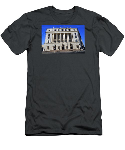 San Antonio Post Office Men's T-Shirt (Athletic Fit)