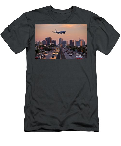 San Diego Rush Hour  Men's T-Shirt (Athletic Fit)