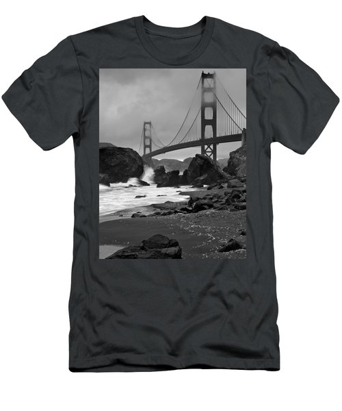 San Francisco Summer Men's T-Shirt (Athletic Fit)