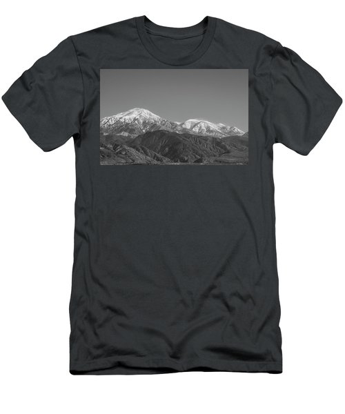 San Gorgonio Mountain-1 2016 Men's T-Shirt (Athletic Fit)