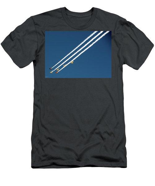 San Juan Aces Men's T-Shirt (Athletic Fit)