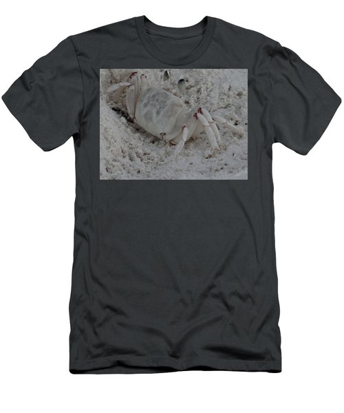 Sand Crab Men's T-Shirt (Athletic Fit)