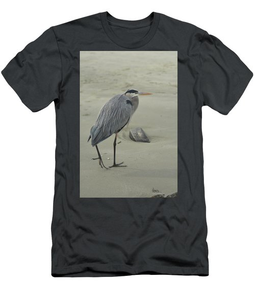 Sand In My Toes Men's T-Shirt (Athletic Fit)