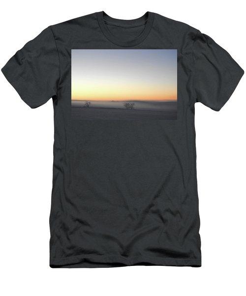 Sand Painting 2 Men's T-Shirt (Athletic Fit)