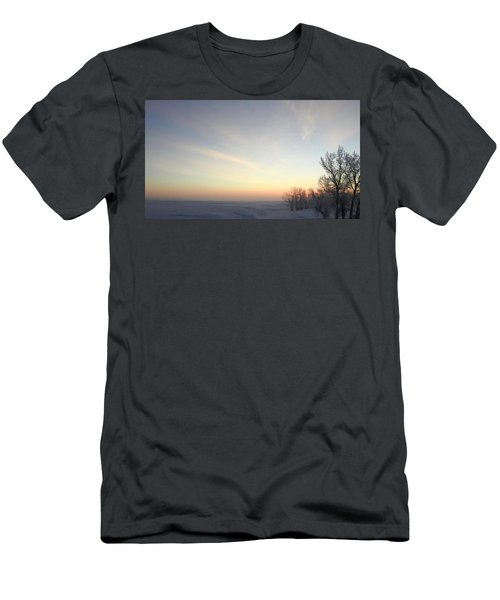 Sand Painting 5 Men's T-Shirt (Athletic Fit)