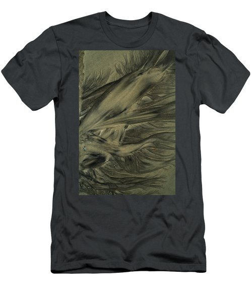 Sand Patterns Myths Of The Ages Men's T-Shirt (Athletic Fit)