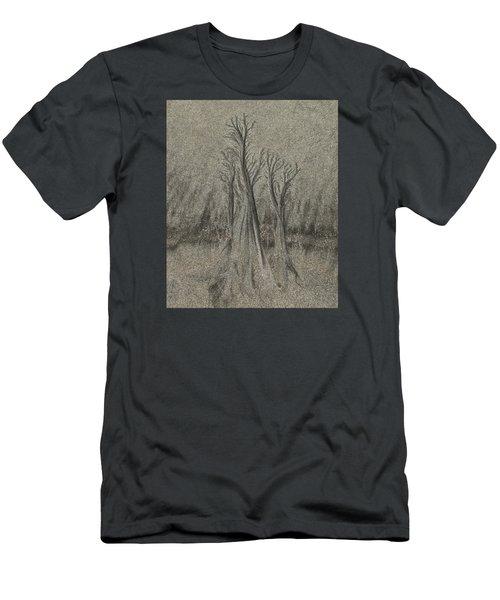 Sand Reel Men's T-Shirt (Slim Fit) by Joe  Palermo
