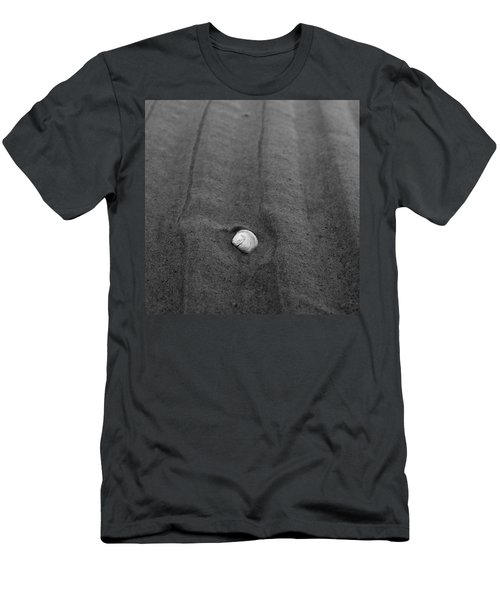 Men's T-Shirt (Slim Fit) featuring the photograph Sandlines by Jouko Lehto