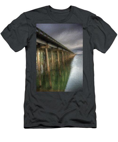 Sandpoint Longbridge  Men's T-Shirt (Athletic Fit)