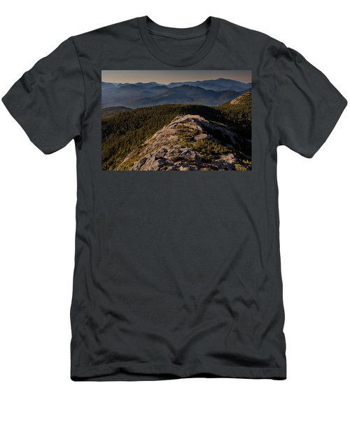 Sandwich Range From Mount Chocorua Men's T-Shirt (Athletic Fit)