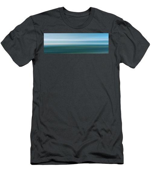 Sandy Neck 1 Men's T-Shirt (Athletic Fit)