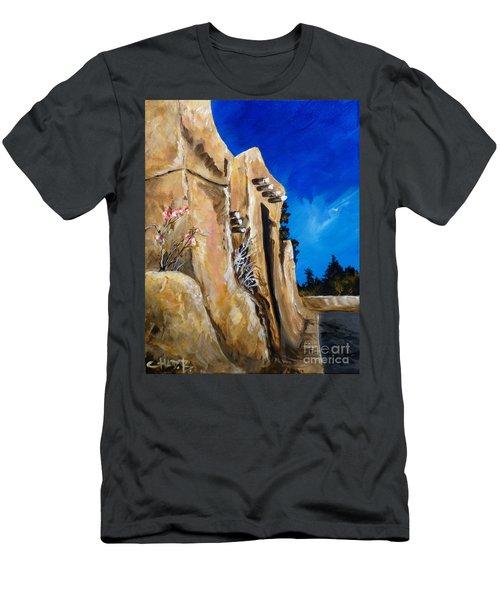 Santa Fe Stroll Men's T-Shirt (Athletic Fit)