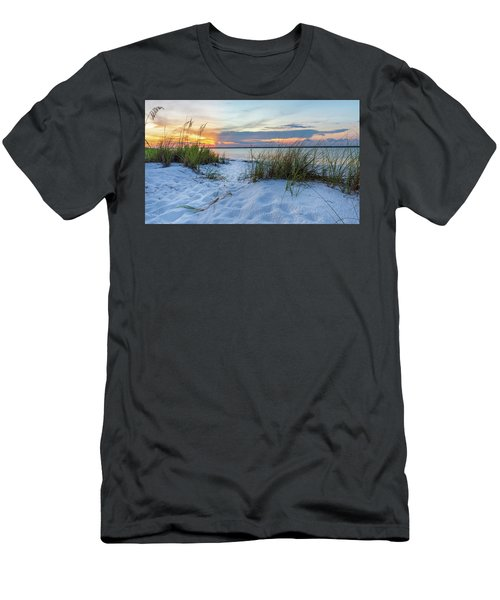 Santa Rosa Sound Sunset Men's T-Shirt (Athletic Fit)