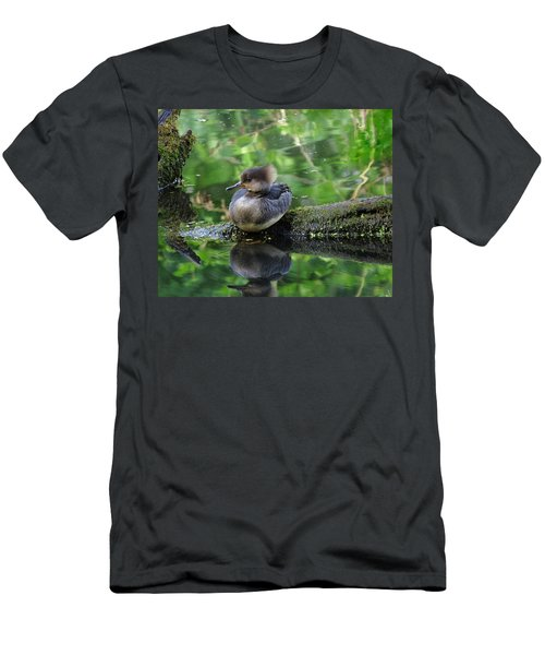 Sassy Girl Men's T-Shirt (Slim Fit) by I'ina Van Lawick