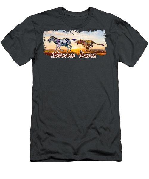 Savanna Dance Men's T-Shirt (Athletic Fit)
