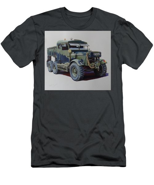 Scammell Pioneer Wrecker. Men's T-Shirt (Slim Fit) by Mike  Jeffries