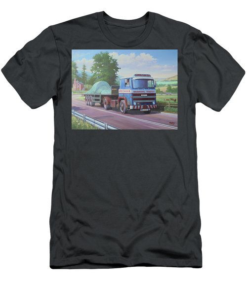 Scania Lloyds Of Ludlow Men's T-Shirt (Athletic Fit)